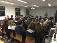 Peter Streckeisen über die unternehmerische Universität