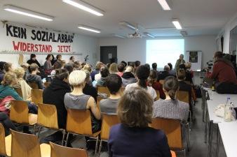 Mascha Madörin über Überlegungen zur Zukunft der Care Ökonomie